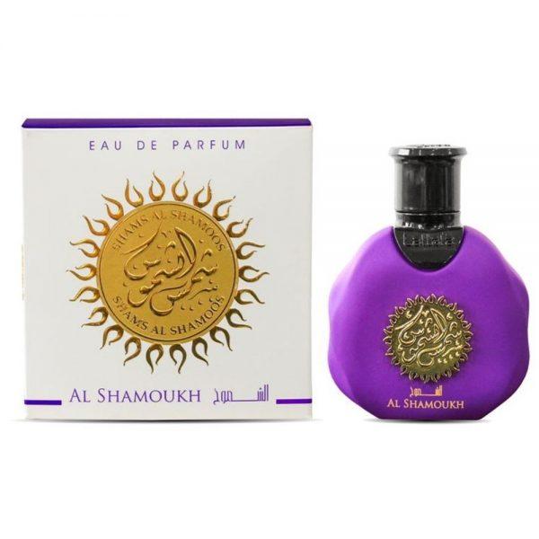 (PLU00187) Shams Al Shamoos, Lattafa, Al Shamouk - 35ml