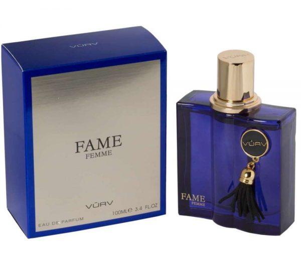 (PLU00214) Vurv, Fame Femme