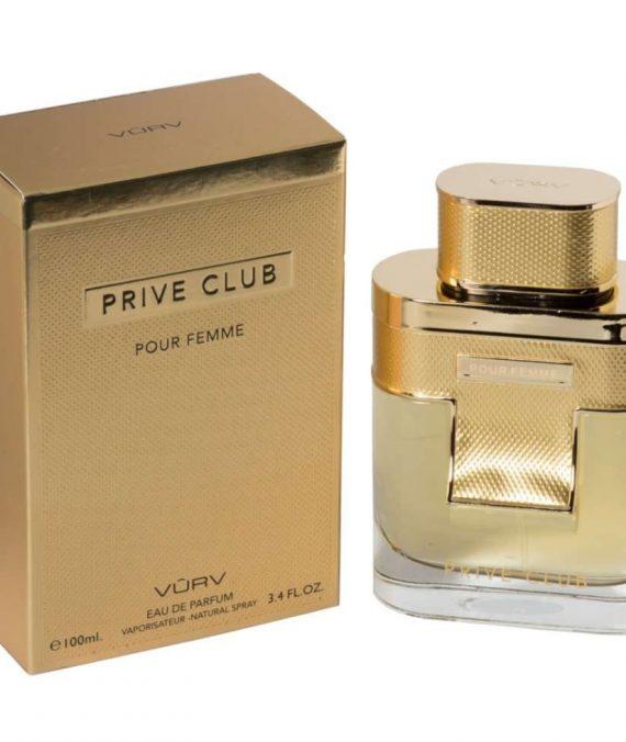 Vurv, Prive Club Pour Femme