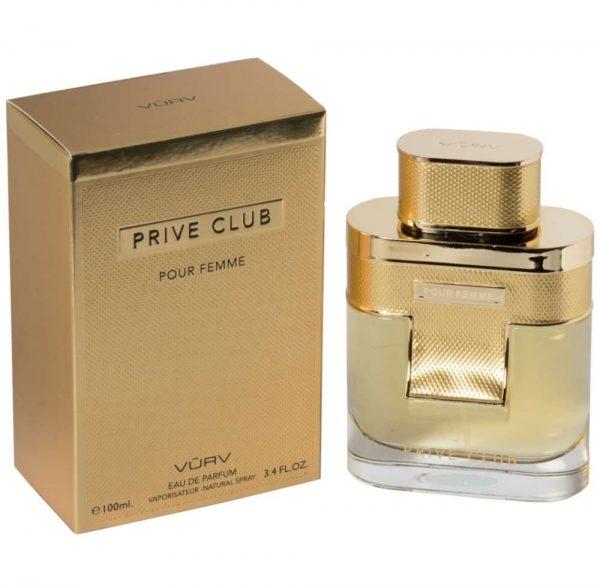 (PLU00209) Vurv, Prive Club Pour Femme