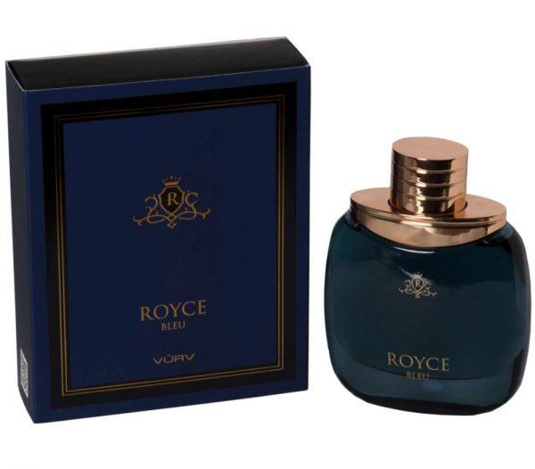 (PLU00178) Vurv, Royce Bleu