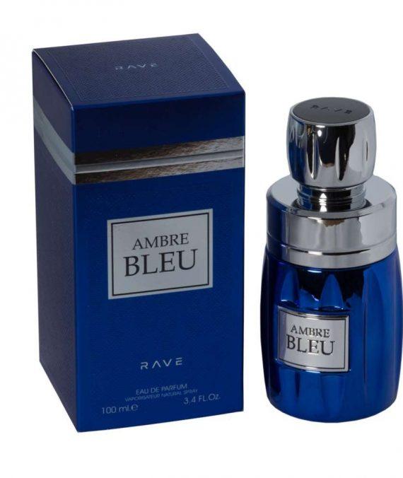 (PLU00102) Rave, Ambre Bleu