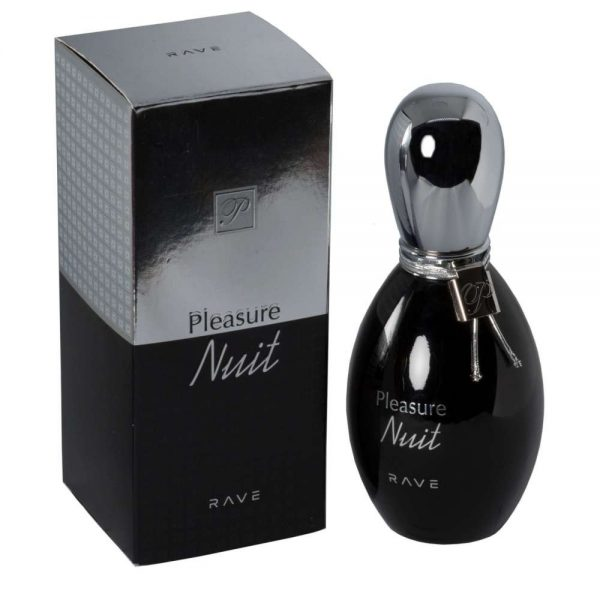 (PLU00218) Rave, Pleasure Nuit
