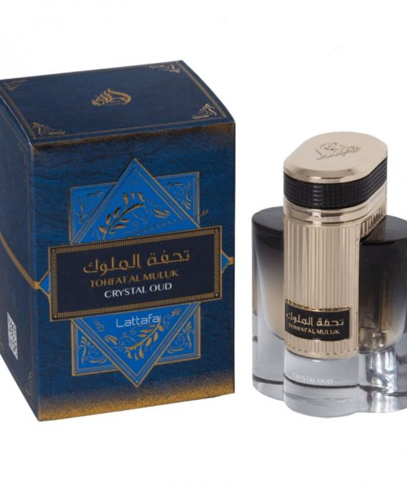 Lattafa, Tohfat Al Muluk Crystal Oud