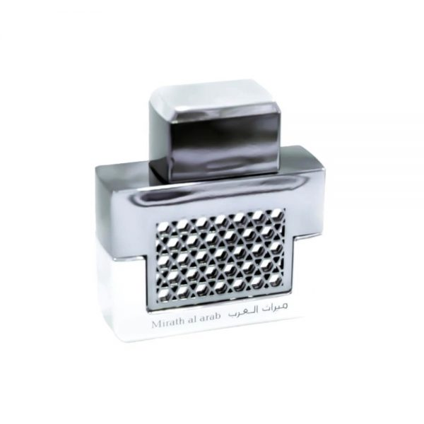 (PLU00114) Ard al Zaafaran, Mirath Al Arab Silver