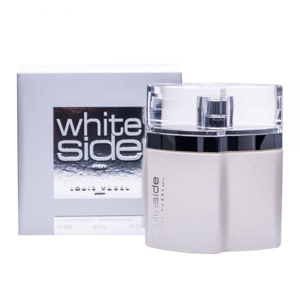 (PLU00325) Louis Varel, White Side Men