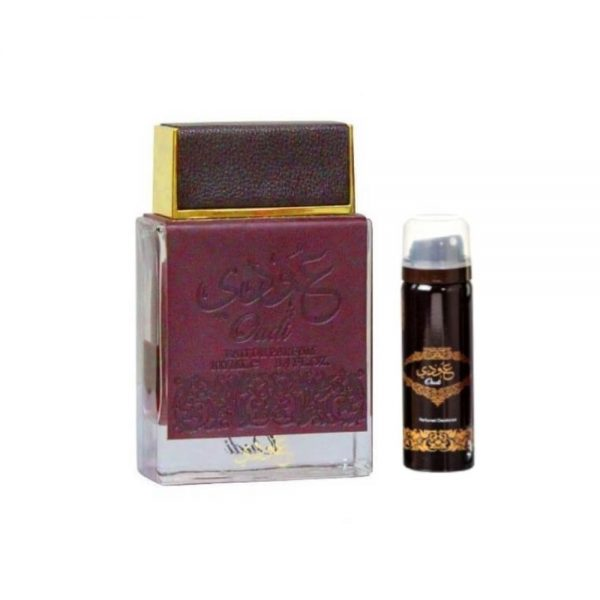(PLU00552) Ard al Zaafaran, Set Oudi - Apă de Parfum 100ml + Deodorant Spray 50ml