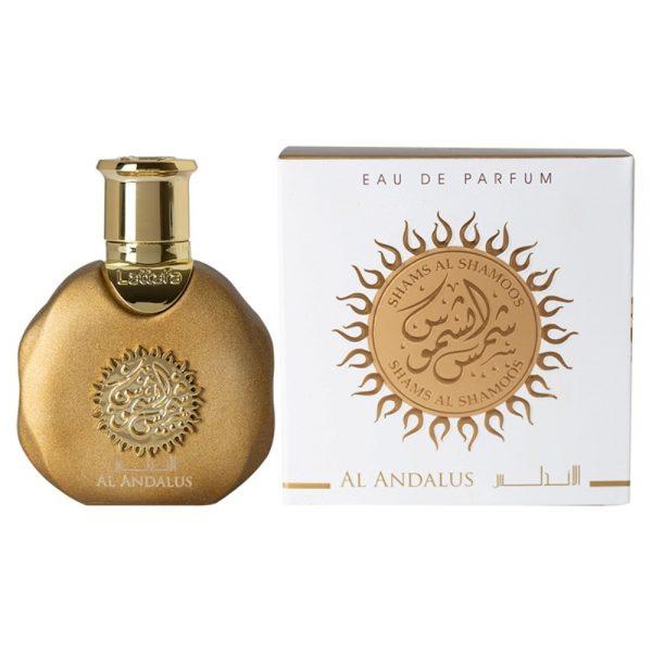 (PLU00189) Shams Al Shamoos, Lattafa, Al Andalus - 35ml