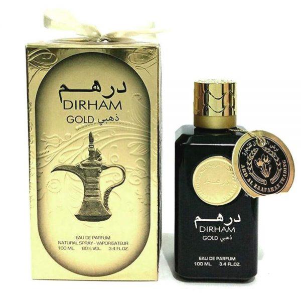 (PLU00373) Ard Al Zaafaran, Dirham Gold