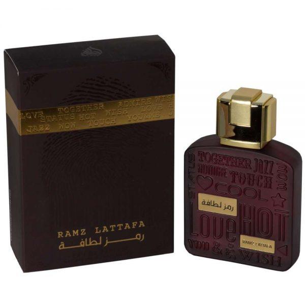 (PLU00090) Lattafa, Ramz Lattafa Gold