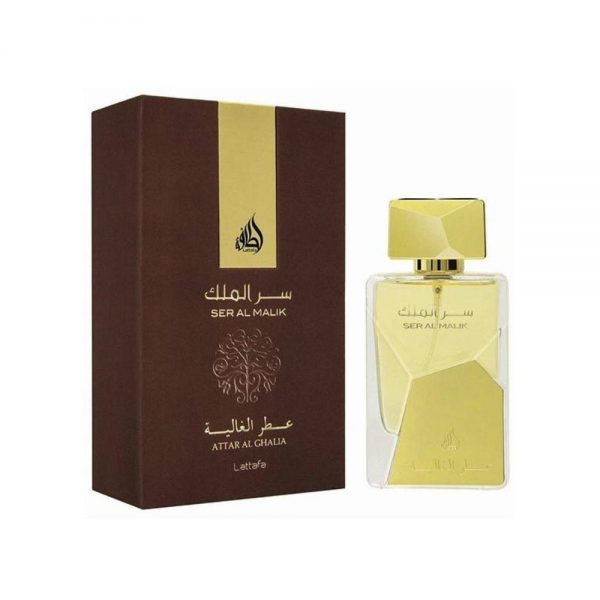 (PLU00585) Lattafa, Ser Al Malik Attar Al Ghalia