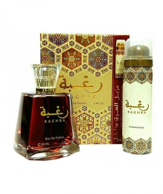 (PLU00016) Lattafa, Raghba Cu Deodorant