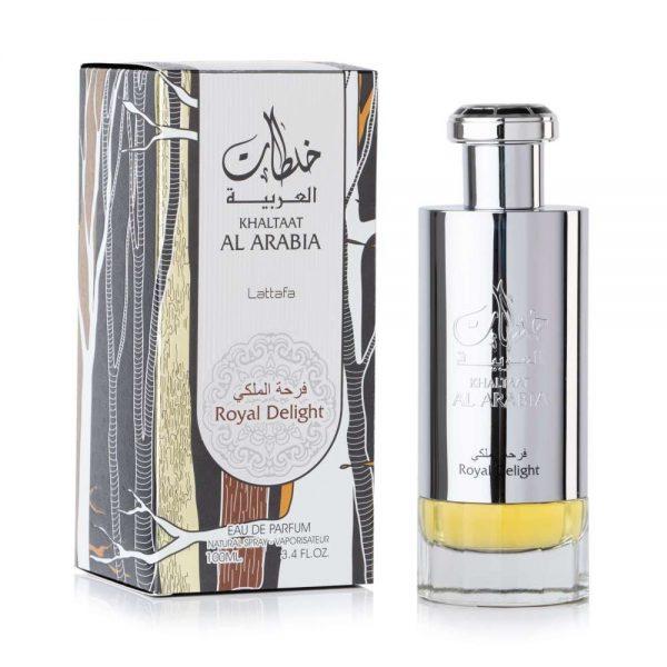 (PLU00092) Lattafa, Khaltaat Al Arabia Silver (Royal Delight)