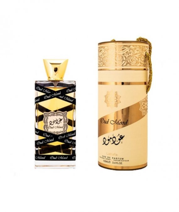 (PLU00077) Lattafa, OUD Mood Gold