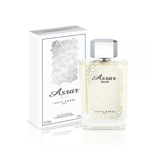 (PLU00334) Louis Varel, Asrar Silver