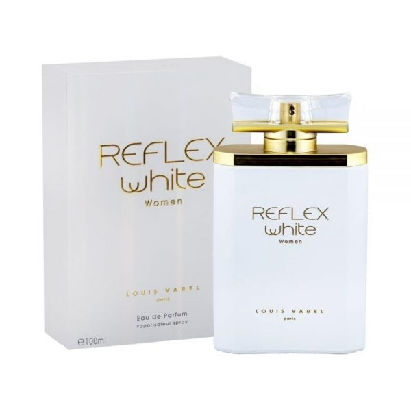 (PLU00329) Louis Varel, Reflex White Women