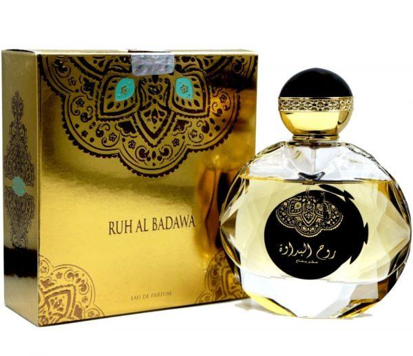 (PLU00362) Dhamma Perfumes, Ruh Al Badawa