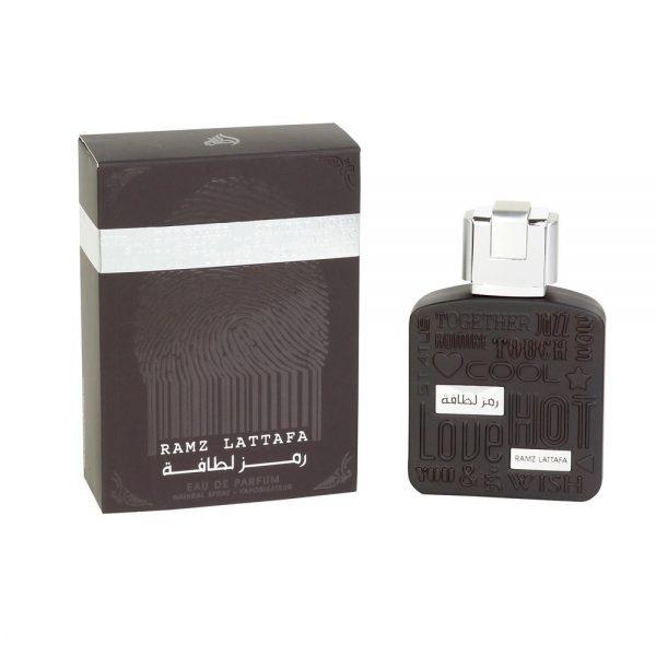 (PLU00302) Lattafa, Ramz Lattafa Silver