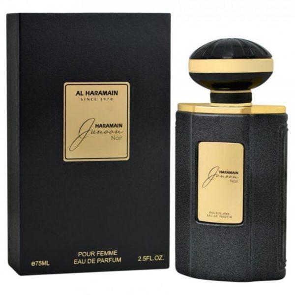 (PLU00478) Al Haramain, Junoon Noir