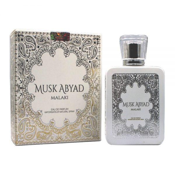 (PLU00363) Dhamma Perfumes, Musk Abyad Malaki