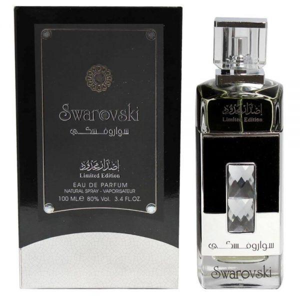 (PLU00384) Ard al Zaafaran, Swarovski Black