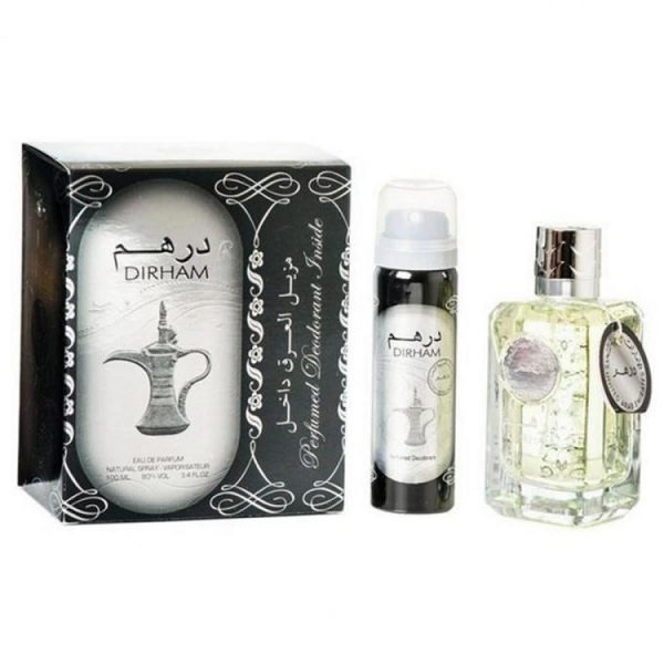 (PLU00025) Ard al Zaafaran, Cu Deodorant Dirham