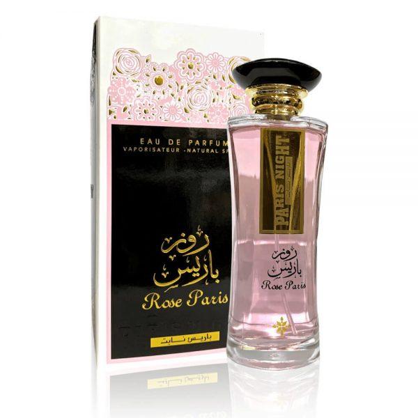 (PLU00235) Ard al Zaafaran, Rose Paris Night