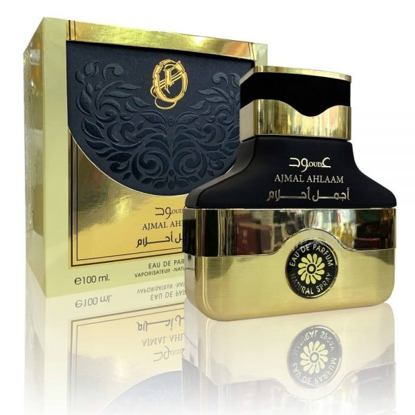 (PLU00243) Ard Al Zaafaran, Ajmal Ahlaam Oud