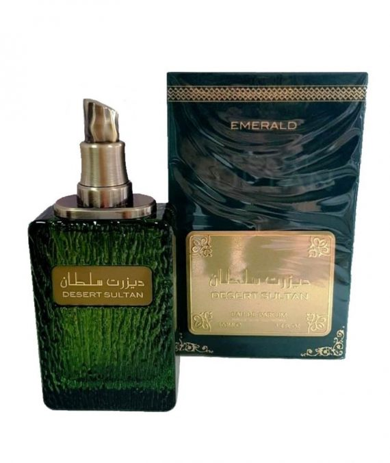 Ard al Zaafaran, Desert Sultan Emerald