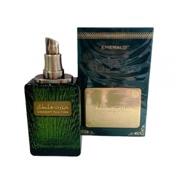 (PLU00469) Ard al Zaafaran, Desert Sultan Emerald