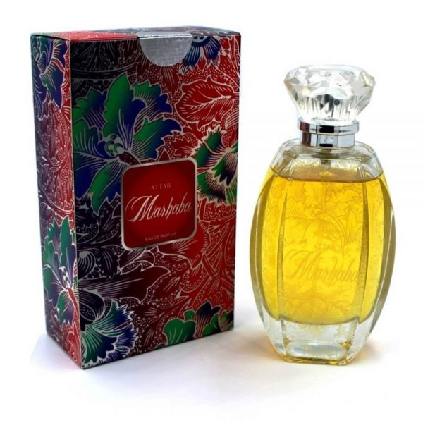 (PLU00354) Dhamma Perfumes, Attar Marhaba