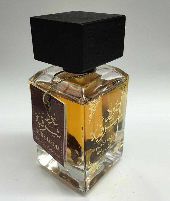 (PLU00241) Ard Al Zaafaran, Set Oud Sharqia - Apă de Parfum 80ml + Perfumed Deodorant 50ml