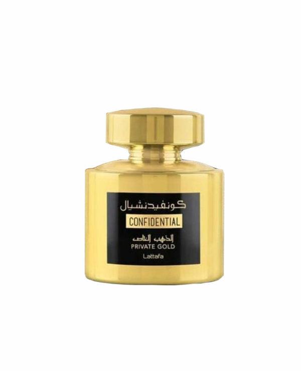 (PLU00289) Lattafa, Confidential Private Gold