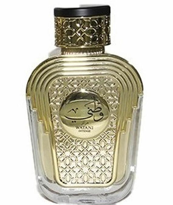 (PLU00642) Al Wataniah, Watani Intense Gold